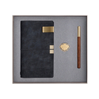 Personalized Custom Logo Corporate Gift Set Wholesale Promotional Luxury Business Gifts Items Notebook Pen Sets
