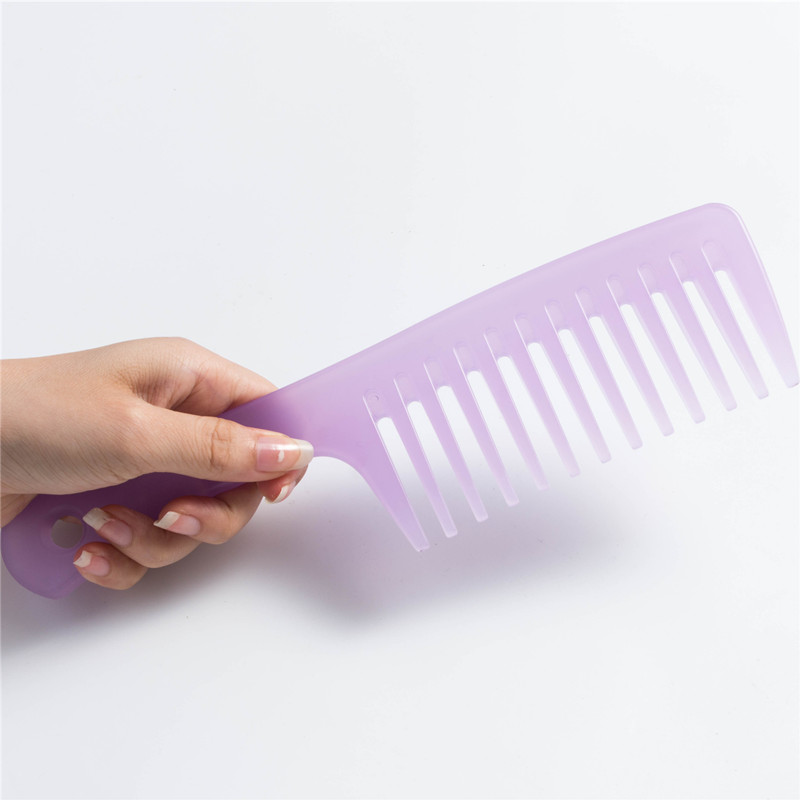 Factory direct supply custom wide tooth comb