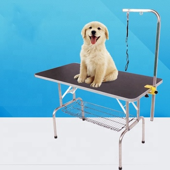 Factory Cheap Folding Dog Pet Grooming Table