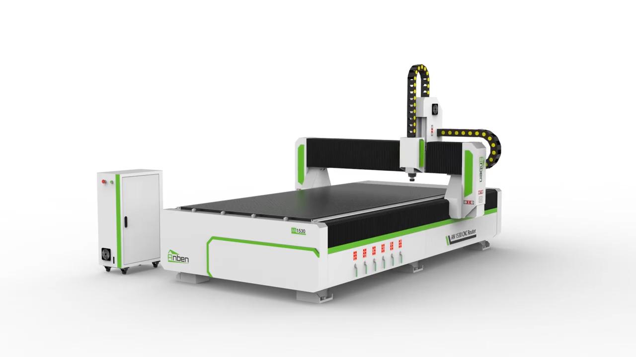 CNC Router CNC CNC 3D Cutting Machine Router 5x10 Vacuum Table