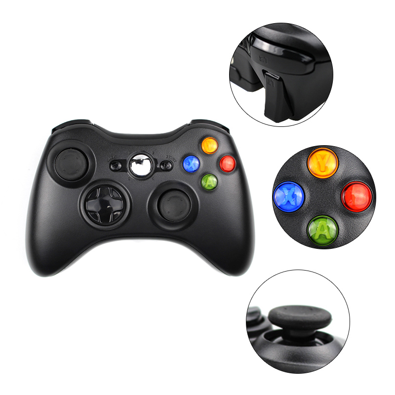 Gamepad for <strong>Xbox</strong> <strong>360</strong> Wireless <strong>Controller</strong> for <strong>XBOX</strong> <strong>360</strong> <strong>Controller</strong> Wireless Joystick for XBOX360 Game <strong>Controller</strong> Gamepad Joypad