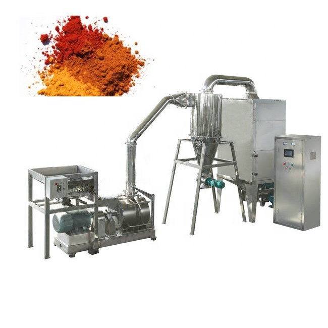 Wanda 304 Stainless Steel Spice Powder Pulverizer Grinding Machines From China Manufacturers