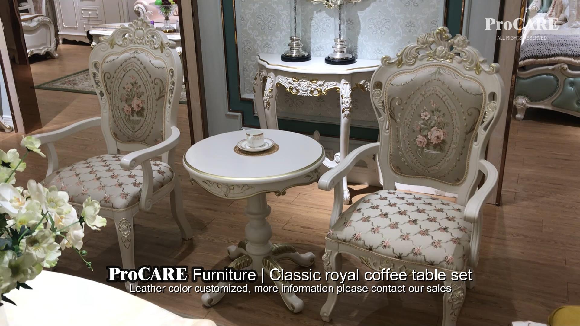 Modern luxury novo design design de alta volta do vintage esculpida cadeira de jantar de madeira maciça preço