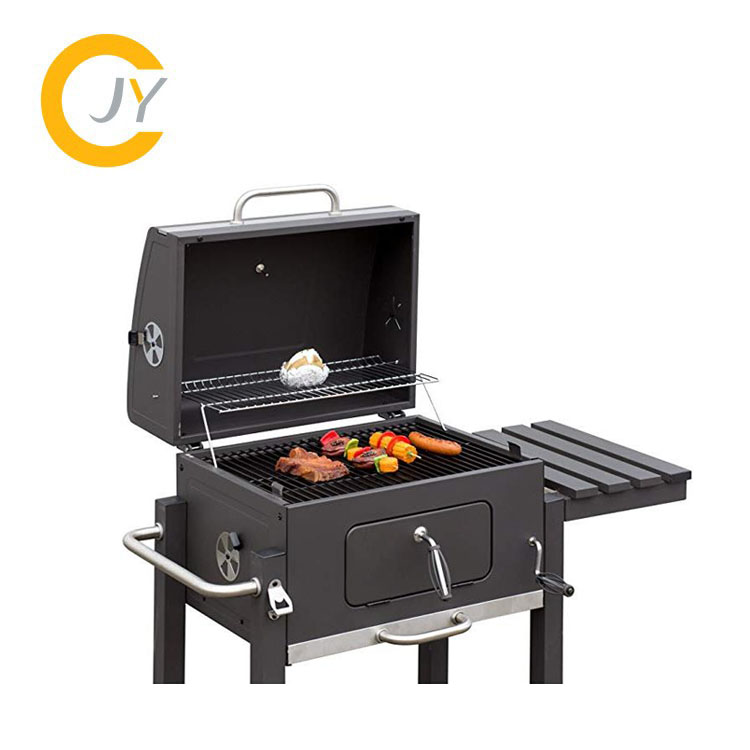 BBQ Gas Holzkohle Grill Grill professional outdoor bbq gas grill mit backofen