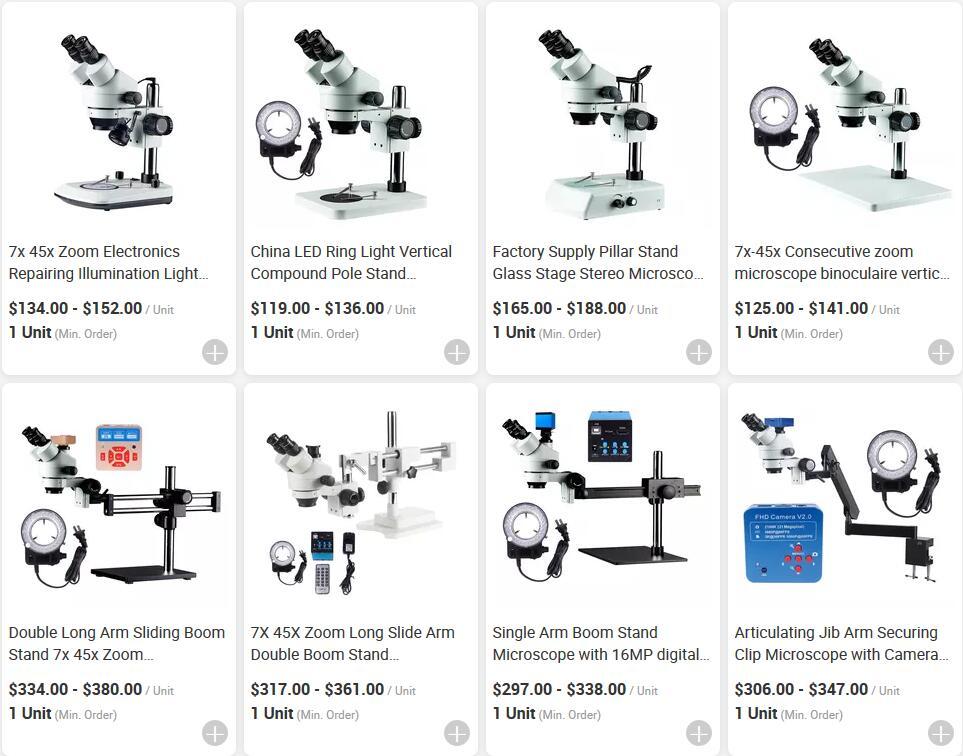 Articulé Bras de Potence Clip de Fixation 21MPs caméra 7-45x Stéréo Trinoculaire Microscope dentaire numérique mikroskop stéréo mikroskop