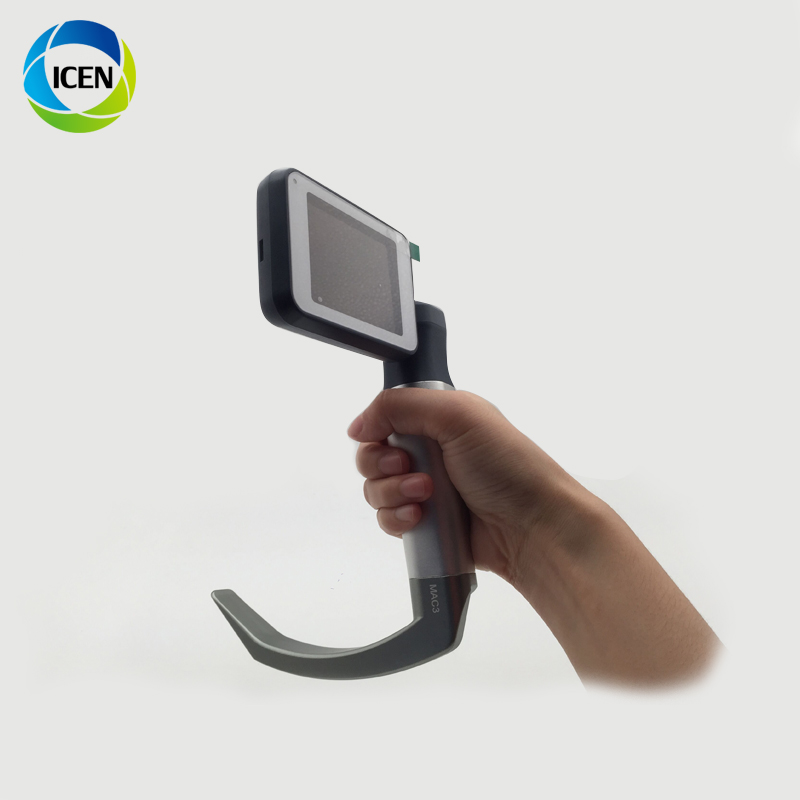 IN-PM01 Medical Devices Reusable Laryngeal Mirror Electronic Laryngoscope Medical Portable Video Laryngoscope