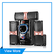 25W+10WX2 usb sd LED function  for sound quality 2.1 speaker