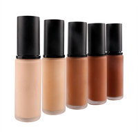 2019 new makeup waterproof long-lasting full coverage foundation makeup liquid private label