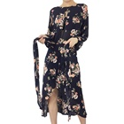 Latest Women Long Sleeve Long Maxi Dress Styles Import Export Clothing