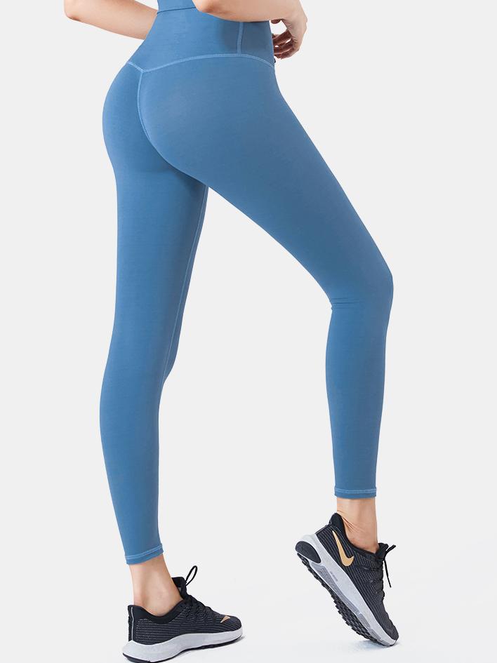 2020 classic di alta elastico collant a vita alta delle donne pantaloni di yoga butt lift workout gym leggings