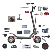 Ecorider E4-9 Best wholesale electric scooter parts accessories,electric scooter motor parts 48v