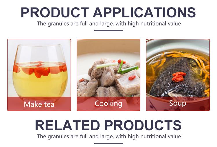 100% Nature goqi Health Care Daily Goji Tea Chinese Wholesale Chinese wolfberry - 4uTea | 4uTea.com