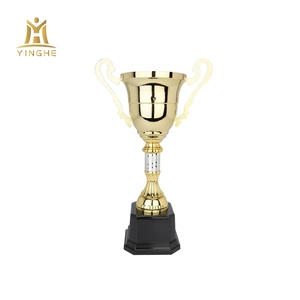 2019 New popular top quality custom metal sport cup trophy for champions