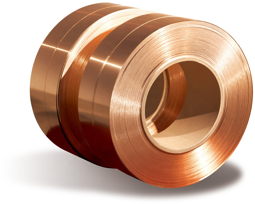 High Precision Tin Phosphor C5210 Bronze Copper Strip