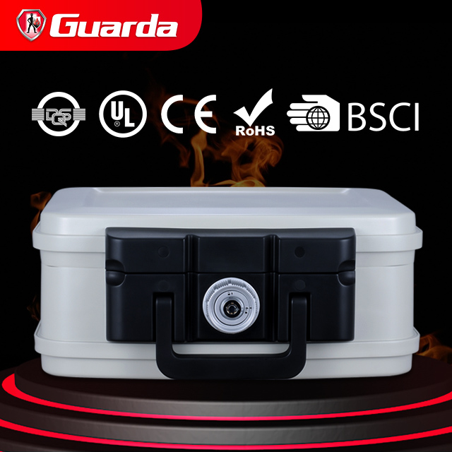 Guarda coded fireproof waterproof safe for sale for business-3