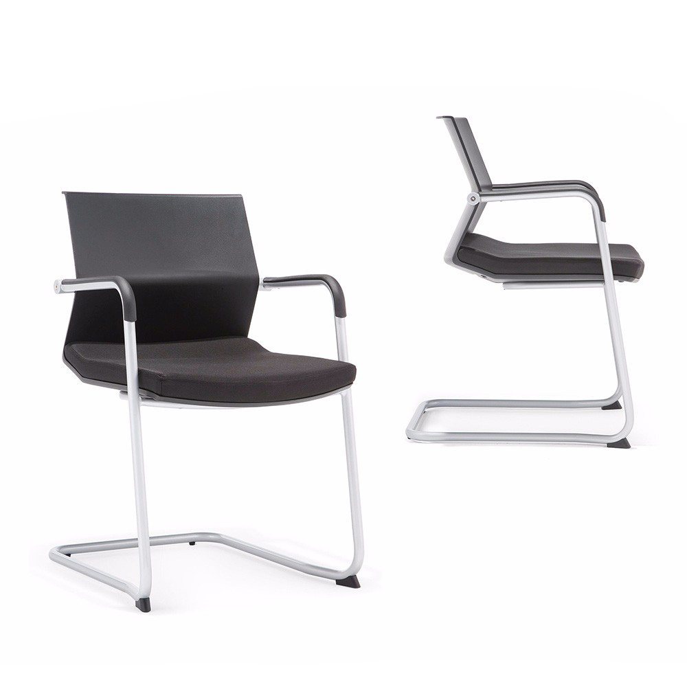 Modern Customer Waiting Chairs Guest Office Reception Chairs