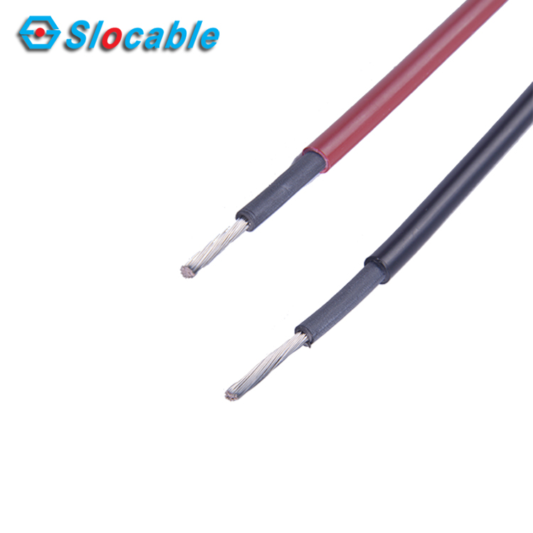 1 Core PV Cable Single Core Solar Cable 1x4.0mm2 for Power Station