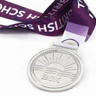 Gold silver bronze custom your own metal medal for sport
