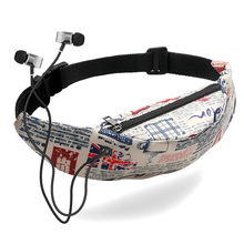 Поясная Сумка 2019, Новая красочная поясная сумка, водонепроницаемая, дорожный мобильный телефон, поясная сумка для женщин, дизайнерский реме...(Китай)