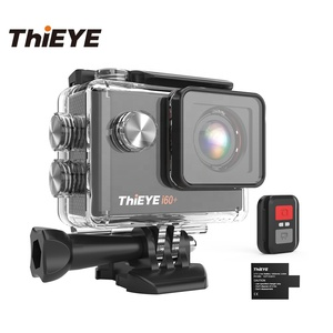 ThiEYE i60+ 60M Waterproof 170 Degree Wide-angle 4K 30fps Full HD WiFi Remote Control video Sports Camera Action Camera