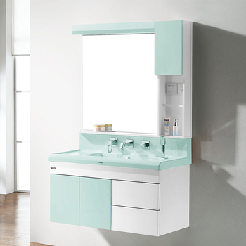 Commercial Double Sink Bathroom Vanity Sets Bathroom Pvc Glass Cabinet Bathrooms Buy Cabinet Bathrooms Glass Bathroom Cabinet Bathroom Cabinet Pvc Product On Alibaba Com