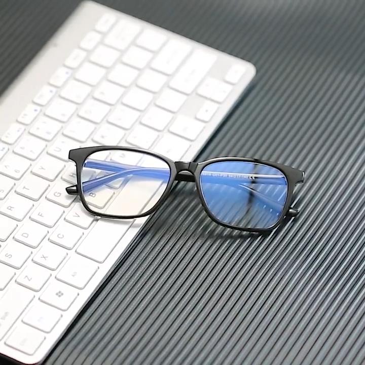 PG0342 مكافحة العين سلالة الأشعة الزرقاء تصفية نظارات الكمبيوتر الألعاب الضوء الأزرق حجب النظارات