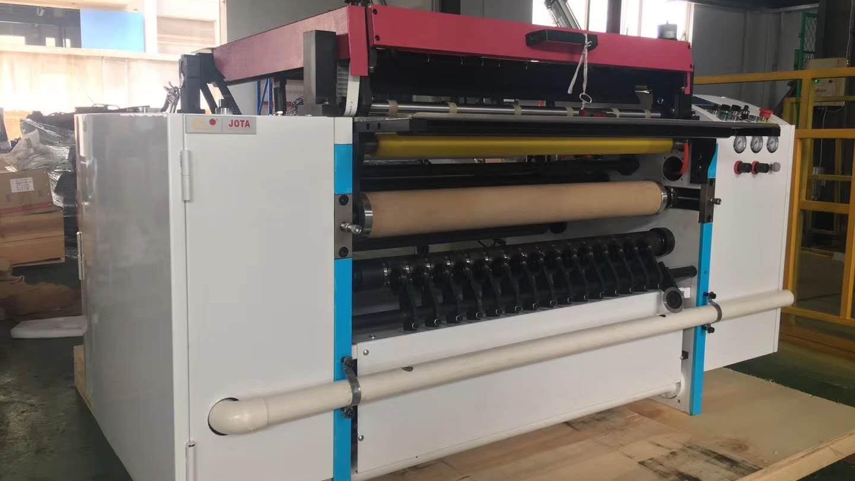 กระดาษคาร์บอนม้วนกระดาษพล็อตเตอร์ม้วนความร้อนPOSกระดาษม้วนเครื่องตัด
