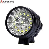 2 IN 1 Outdoor Sport Mountain Bicycle Light 10000Lm 3 Modes Bicycle Lamp 14 cree xml T6 Bike Headlight