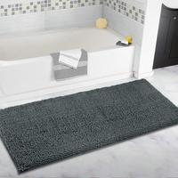 Amazon Hot selling Extra Long Floor Mat Perfect Plush Carpet Mats for Home ,Tub Shower,Bath Room,