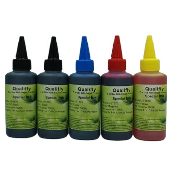 wholesale refill dye ink compatible printer ink liquid  ciss ink for CANON