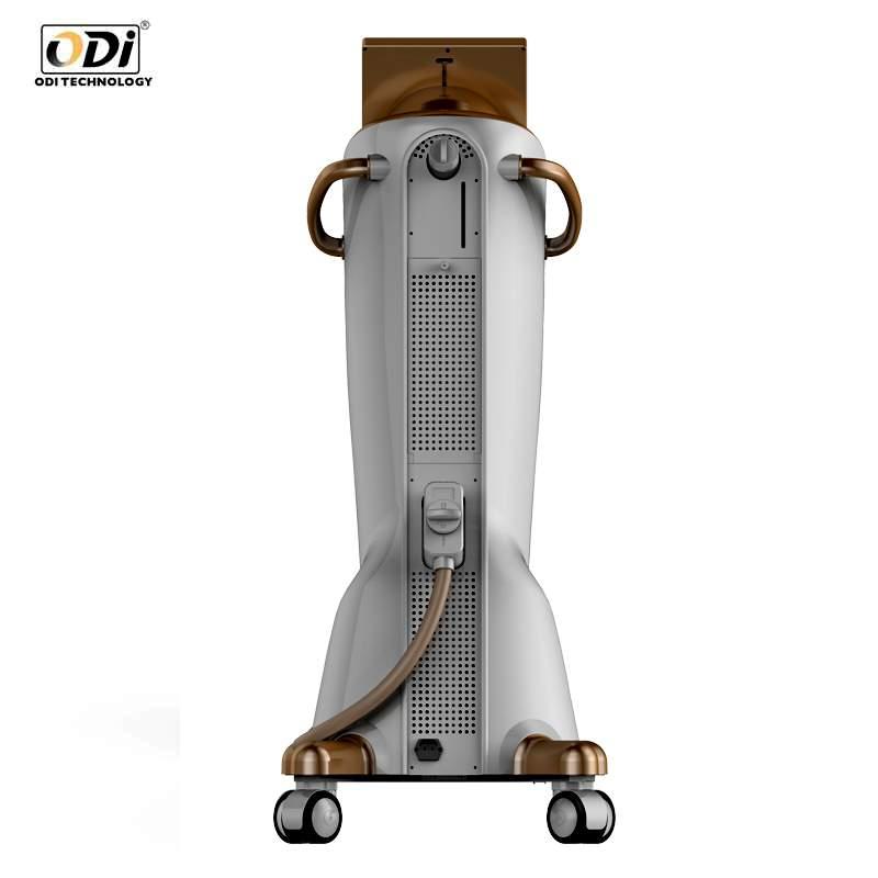 Ruptura térmica de plástico montagem tira máquina ipl rf yag Euro 4 CEE & COC, e168 Petro ciclomotor, scooter 50cc, 125cc (Maple)