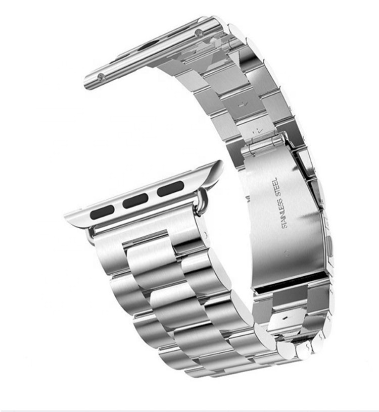 China Professional High Quality Parts Of Stainless Steel Metal Watch Bands