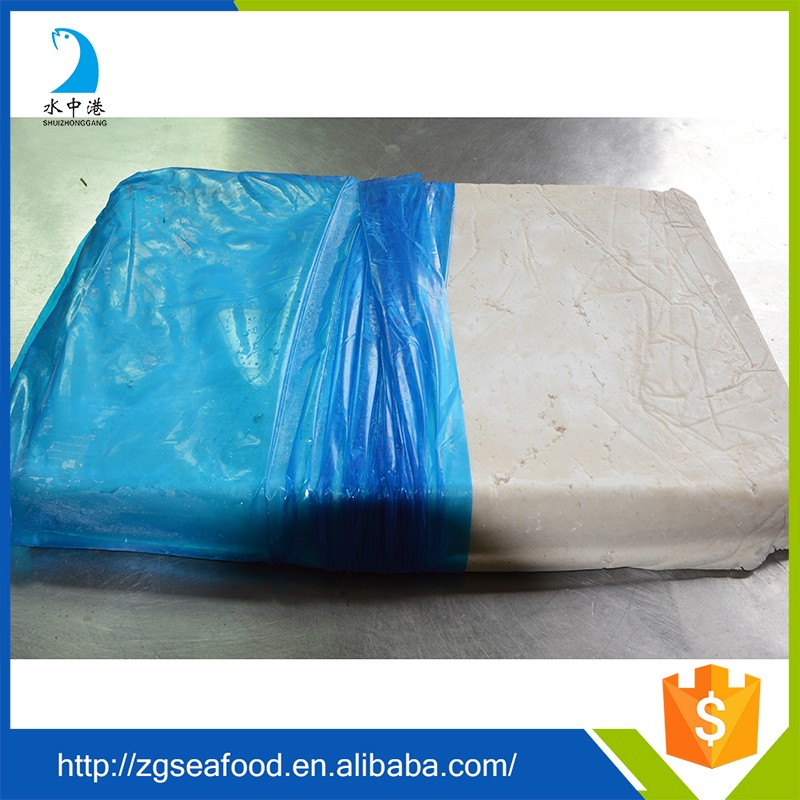 high density surimi products pangasius halal frozen