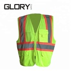 ANSI High Reflective Work-ware Hi viz Safety Vest