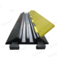 2,3,5 channel Yellow jacket cable protector garage car driveway curb ramp