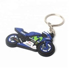 Personalized Custom 3D Soft PVC Rubber Keychains for Promotion Gifts, All Type of Keychains