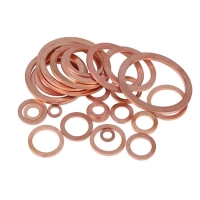 HOT Selling customized T2/C1100 big size copper washer for machine