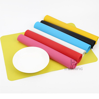 Promotional Silicone Decorative Anti Slip Table Mat For Wholesale