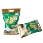 High Quality Flour Rice Hand Hold Zip Lock Plastic Food Packaging Bag