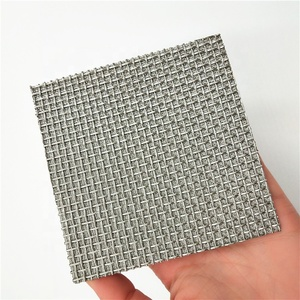 80-100 mcm filtration degree 3-5 layers multi-layer 316L ss micron sintered wire mesh to manufacture cone strainers/DN500