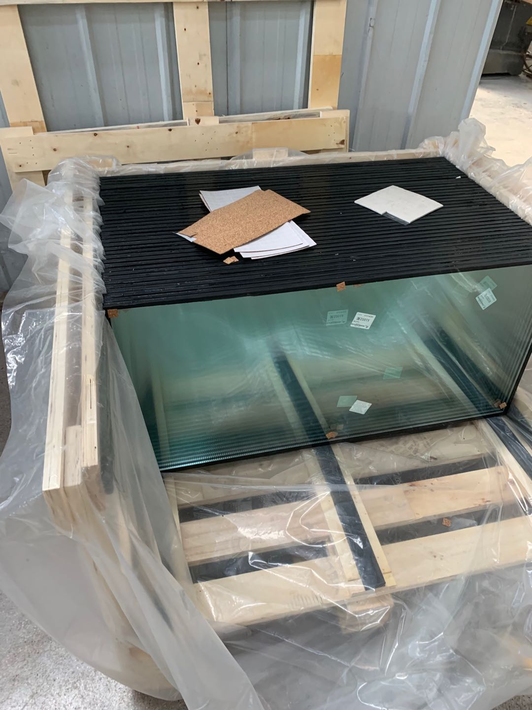 glass factory low-e 12mm tempered double glazing insulated glass panel price