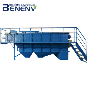 Small Footprint Dissolved Air Flotation Thickener Water Treatment Facilities