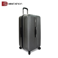 EF 2020 hot top trunk organizer high quality travel luggage storage trunk with hinomoto wheels trunk
