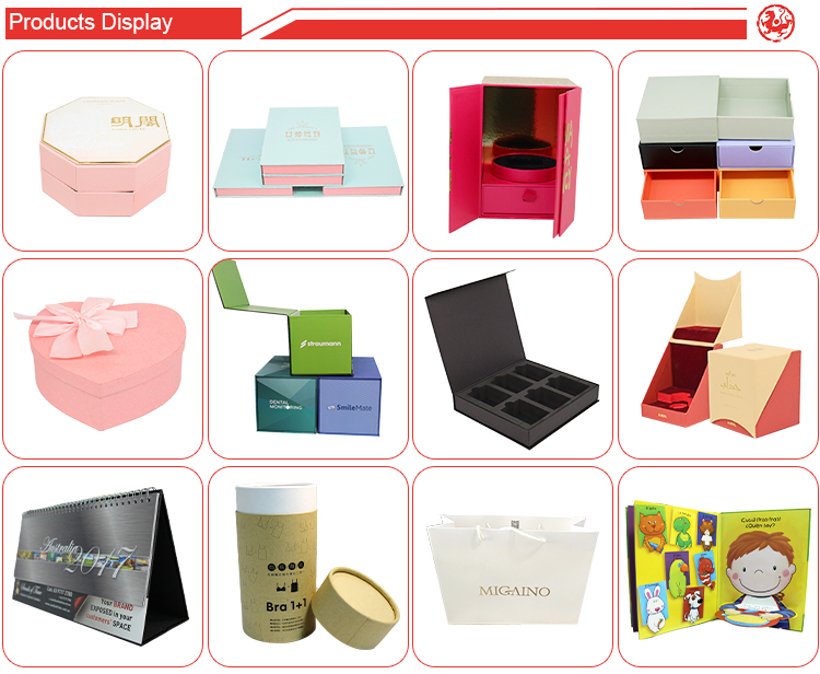 Factory Free Design Sample Recycle Custom Printed Logo Paperboard Magnetic Cosmetic Folding Gift Packaging Paper Box