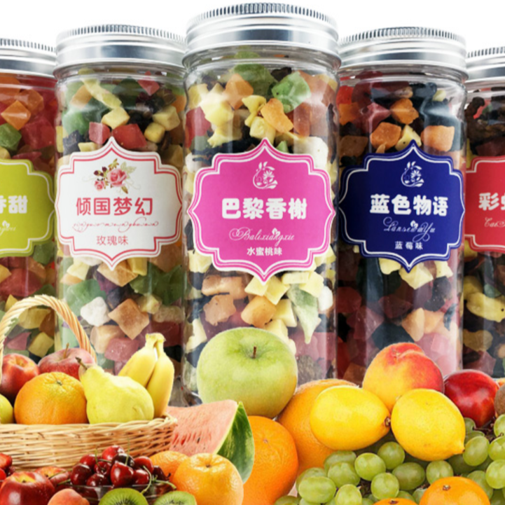 OEM Blended fruits grain tea flavor tea beauty slimming hot selling