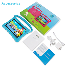 Enfants Tablettes 7 Pouces Android Intelligent L'éducation Allwinner Wifi Mini Ordinateur Portable Tablette Pc