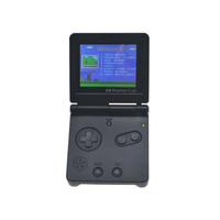 GB G100 GB Station Light boy SP PVP Handheld Game Player 8 Bit Game Console For Gaming Built in 142 retro games