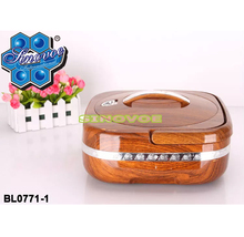 stainless steel hot pot with portable handle