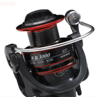 TAIGEK Factory price Cheap 3000 series spinning penn Fishing reel 13 1BB 5.2:1 fly jigging fishing pesca reels