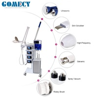 Multi functional facial beauty equipment aesthetic center machine deep cleansing daily care tools